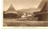 F-CAMEROUN-VILLAGE DE CHEF PRES DO NKONGSAMBA - Camerun