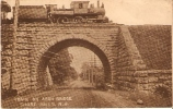 Train On Argh Bridge  Short Hills , N.d. - Springfield – Illinois