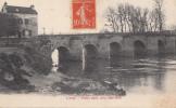 78-LIMAY - Vieux Pont, Pris Côté Aval - Mantes La Jolie