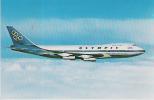 CP - OLYMPIC AIRWAYS - BOEING 747-200 B JUMBO JET