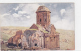 00640 Armenia Church Artist Fetradijan - Armenia