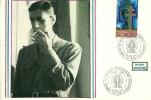 """CDG 105 """" 5e Anniversaire Du Mémorial """" 18 Juin 1977 à Colombey-les-deux-églises"""