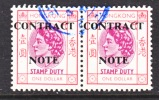 Hong Kong Revenue 107 X 2  (o) - Hong Kong (...-1997)