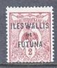 Wallis And Futuna  2  *  FAUNA BIRD  KAGU - Wallis And Futuna