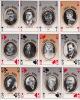 FAMOUS PEOPLE Of CENTURY Playing Cards Deck - Jeu Carte - Speelkaarten - Cartes à Jouer Classiques