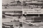N3206 Plauen Vogtl Oberer Bahnhof Used Good  Shape - Plauen