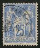 FRANCE - Yvert - 78 - Cote 1 € - 1876-1898 Sage (Type II)