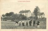 LA GRANGE DES CHAMPS : La Ferme, Environs De Vauvillers. 2 Scans. Edition Détrie - Frankreich