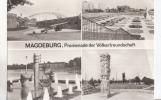 N3095 Magdeburg Multiviews Not Used Good  Shape - Magdeburg