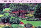 The Butchart Gardens, Victoria, BC - Natural Color Productions Unused - Victoria
