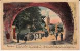 Beauraing - L'Entrée Du Parc Du Pensionnat.  Lieu Des Apparitions (colorée) - Beauraing