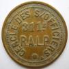 MILITAIRE MILITARIA 311ème RALP Cercle Des Sous-officiers 2 Francs VALEUR INEDITE - Monétaires / De Nécessité
