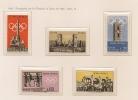 ITALY - ITALIA - 1959  - Sports - Olympics ROMA 1960 - Yvert # 788/792 - MNH** - 1946-60: Neufs