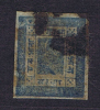 Nepal 1890-98, Michel Nr 7 Used, With Complete Corners! - Nepal