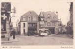 ¤¤  -   166   -   DOUARNENEZ    -   Place De La Croix  -  Pharmacie   -  Marchande De Glace   -  ¤¤ - Douarnenez