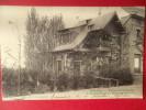 1PK G35 Pav De Chasse Op   Groot Bijgaarden   Dilbeek  1908  Berchem Sainte Agathe - Dilbeek