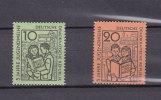 1959    N°  395 - 396   NEUFS**       CATALOGUE   YVERT&TELLIER - Neufs