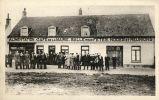 N°15603 -cpa Sangatte -alimentation, Café De La Mirie-salle Pour Fêtes, Noces Et Réunions- - Cafés