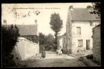 95 - CORMEILLES En VEXIN - Route De Bréançon - Animée - Cormeilles En Parisis