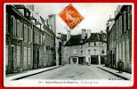 58. NIEVRE - SAINT-PIERRE LE MOUTIER. La Rue De Paris. - France