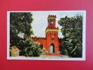 Fort Christian St Thomas ==Virgin Islands, 1948 Cancel---  --   -   --- Ref 345 - Virgin Islands, British