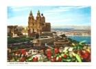 Cp, Malte, Mellieha, L'Eglise Paroissiale - Malte