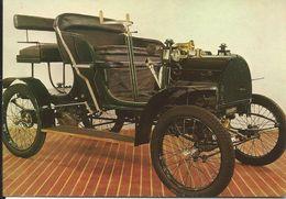 2 CPM Voitures   Berlier  Année 1895 & Renault 1899 - PKW