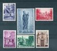 Belgique Timbres De 1954  N°946 A 951  Neuf * - Bélgica