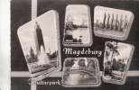 N3187 Magdeburg Kulturpark Used Perfect  Shape - Magdeburg