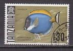 D0244 - TANZANIA Yv N°28 POISSONS FISH - Tanzania (1964-...)