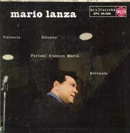 """Mario Lanza  """"  Valencia  """" - Vinyl Records"""