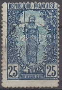 CONGO  FRANCAIS  N°34__OBL VOIR SCAN - Französisch-Kongo (1891-1960)