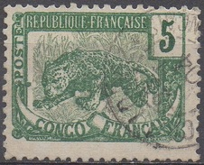 CONGO  FRANCAIS  N°30__OBL VOIR SCAN - Französisch-Kongo (1891-1960)