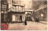 75 - PARIS - Cour De ROHAN / Cour Du Jardinet ++++ Vers Sucy-en-Brie, 1906 +++++ Vieux Paris, B.C., #13 ++ - Arrondissement: 06