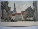HASSELT - Botermarkt - Marché Au Beurre - Gekleurd Kaart - Carte Colorisée - Hasselt
