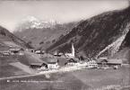 18854 Warth Am Arlberg Mit Widderstein . RO 11933 - Autriche