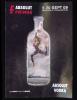 Absolut Fringe Swiss Vodka Used Postcard - Altri