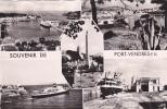 18859 Souvenir De Port Vendres SNE Narbo N° ; Courrier Algerie, Paquebot Mansour Marseille - Port Vendres