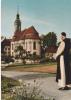 18862 BIRNAU AM BODENSEE Wallfahrtskirche Und Cistercienserkloster Erbaut Peter Thumb. Pater ; Tubingen147K101ae.