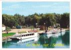 18869 LA SUZE-SUR-SARTHE - Le Port Et Le Camping. 7 Artaud - La Suze Sur Sarthe
