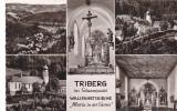 18872 Wallfahrtskirche Maria In Der Tanne - Triberg / Schwarzwald . Schonning Photo - Triberg