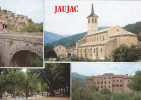 18876 JAUJAC - MULTIVUES . éd Cellard A130204.pa7323 - France