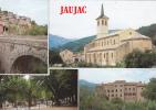 18876 JAUJAC - MULTIVUES . éd Cellard A130204.pa7323