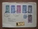 Brief V. Graz N.  Karlsruhe (De) Recomm. - 1971-80 Storia Postale