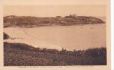 18905 Cancale -chateau Barbe Brulée Et Plage - Castle Beach; éd Hersan Tabac Cancale - Cancale