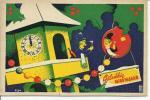 BONNE ANNÉE (GELUKKIG NIEUWJAAR), +-1930 (ILLUST.: PLEM)  13.5 X  9cm, NON MILLÉSIMÉE, NON ÉCRITE, - Año Nuevo