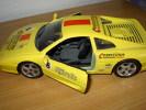 Modellauto Ferrari F 355  Im Guten Zustand - Solido