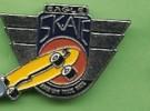 PINS SQUATE BOARD EAGLE - Skateboard