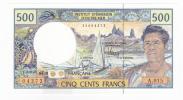 Polynésie Française / Tahiti - 500 FCFP - Alphabet A.015 / 2011 / Signatures Besse - Neuf  / Jamais Circulé - Papeete (Polynésie Française 1914-1985)