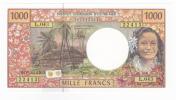 Polynésie Française / Tahiti - 1000 FCFP - L.043 / 2011 / Signatures Barroux-Noyer-Besse - Neuf / Jamais Circulé - Papeete (Polynésie Française 1914-1985)